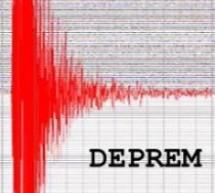 Akyurt'ta 3,3 Büyüklügünde Deprem