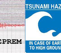 Yeni Zellanda'nin Güneyinde 7,8 Büyüklügünde Deprem Meydana Geldi