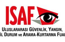 ISAF 2015 Fuarı Başladı