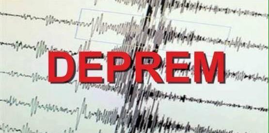 BURSA'DA 4.4 BÜYÜKLÜĞÜNDE DEPREM!